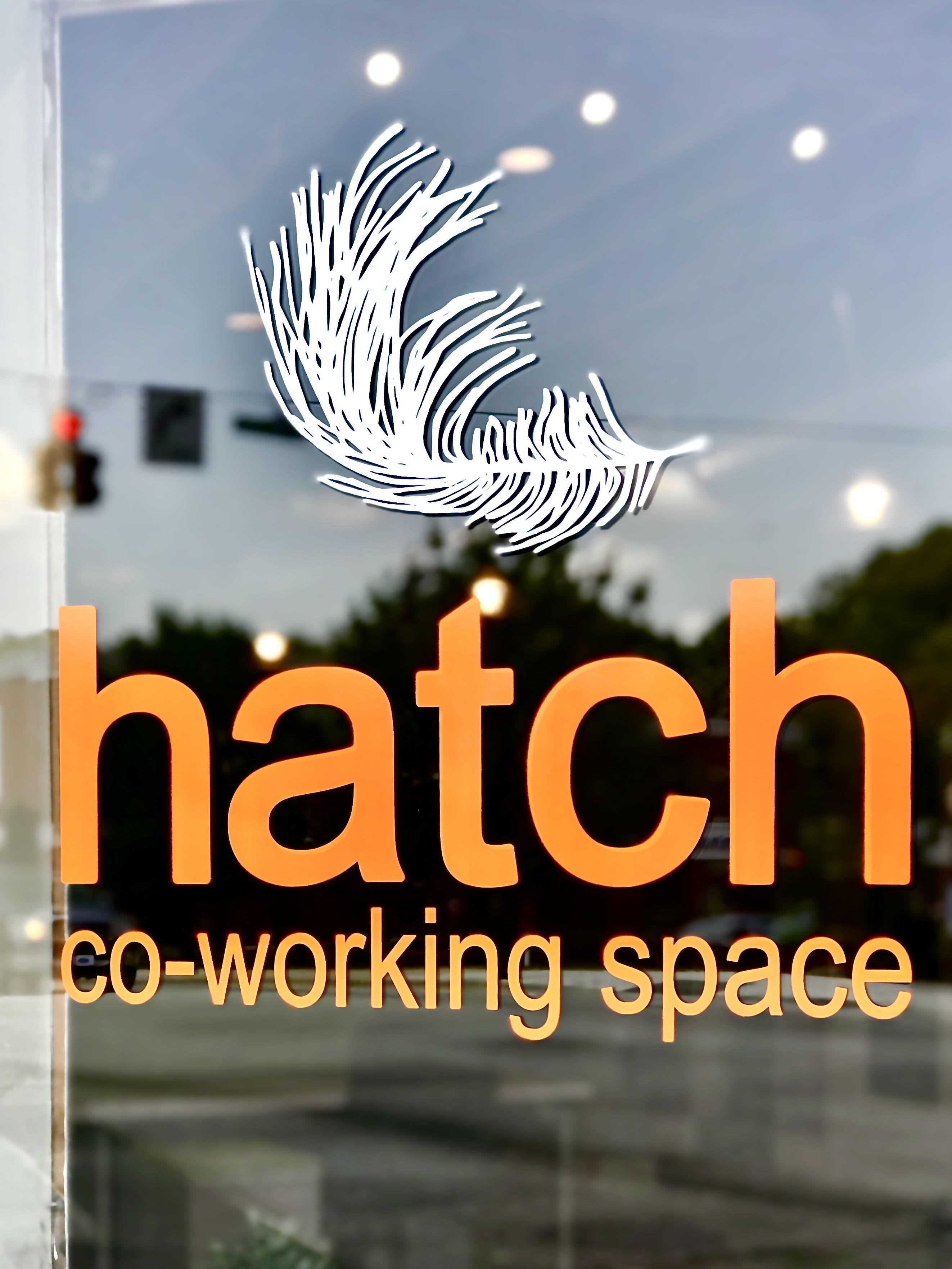 Hatch is one of the coolest coworking spaces around! The internet said so…