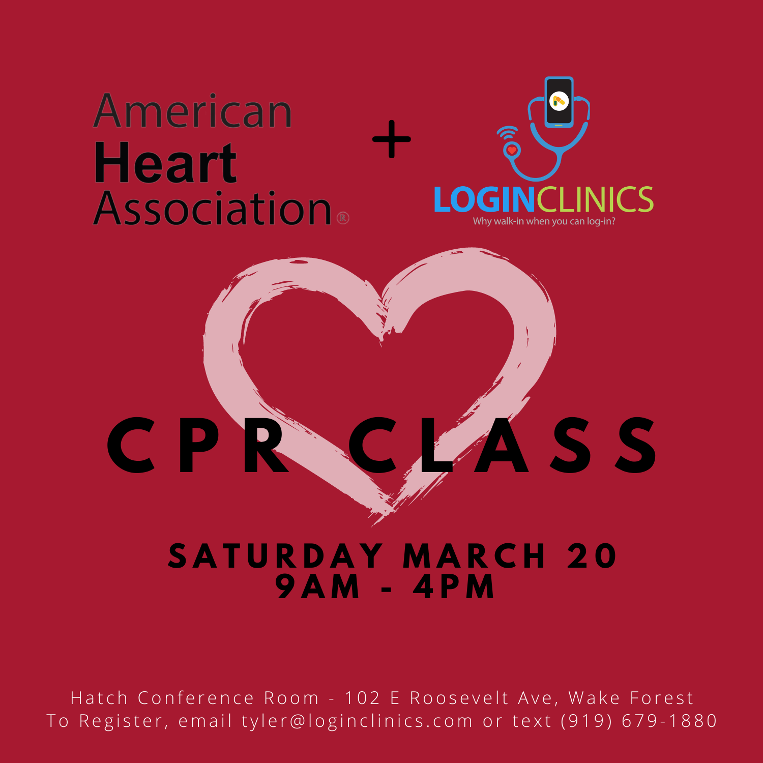 CPR Classes with LoginClinics